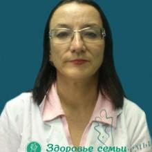 Абдрахманова Лилия Ривкатовна