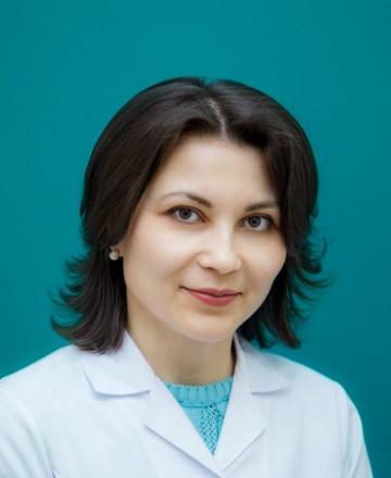 Фотография Алиметова Зульфия Раисовна