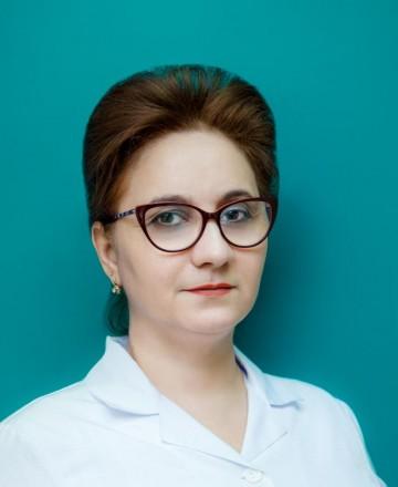 Фотография Гутиева Марина Каримбековна
