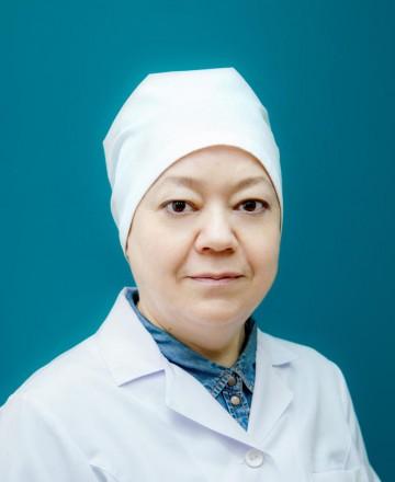 Фотография Чанышева Альфия Рашитовна