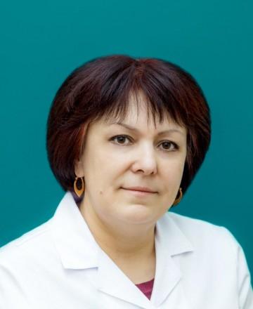 Фотография Темирханова Аниса Альбертовна