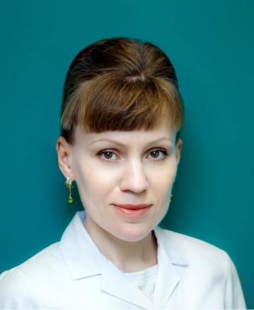 Фотография Овчинникова Ирина Вадимовна