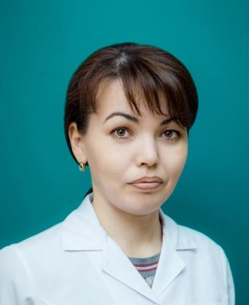 Фотография Габзалилова Юлия Раисовна
