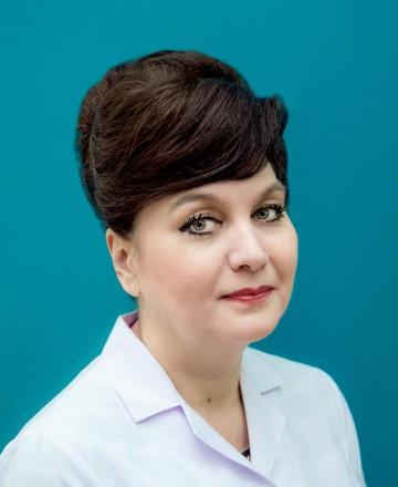Фотография Орнатская Ирина Николаевна