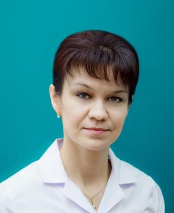Фотография Ермолина Елена Анатольевна