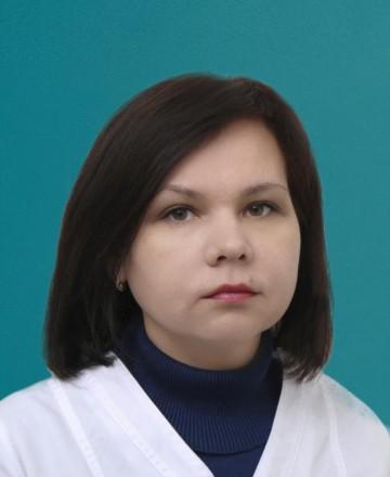 Фотография Чечкова Гульнара Рашидовна