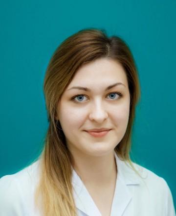 Фотография Коробкова Юлия Александровна