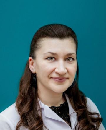 Фотография Виноградова Рина Рашидовна