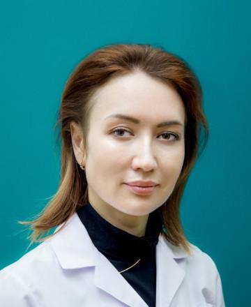 Фотография Сатаева Фатима Рашидовна