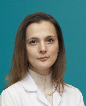 Фотография Маннанова Эльмира Фарходовна