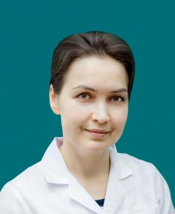 Фотография Ганиева Раиса Талгатовна