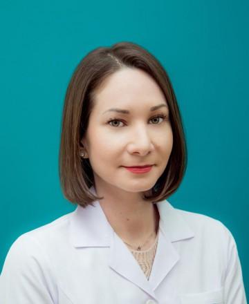 Фотография Ямалетдинова Диляра Маратовна